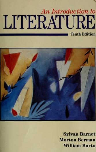 Cover of: An Introduction to Literature |